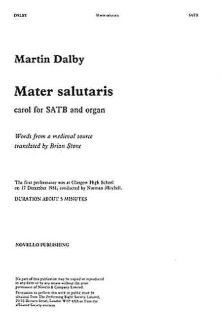 Mater Salutaris