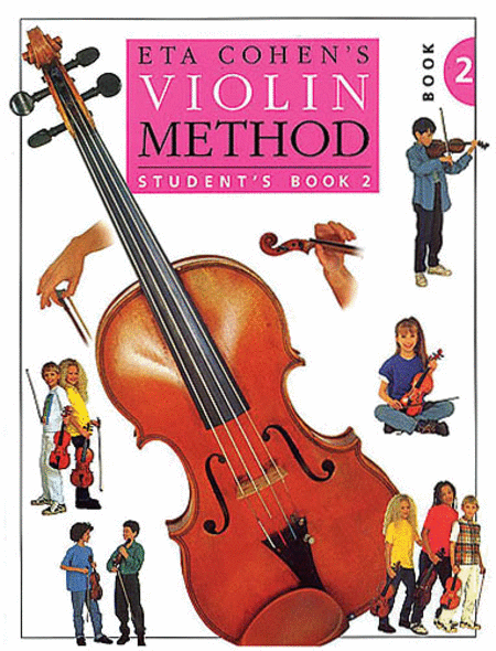 Eta Cohen Violin Method - Book 2