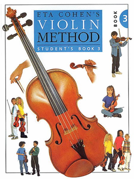 Eta Cohen: Violin Method Book 3 - Student's Book