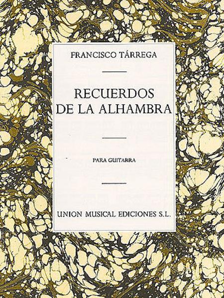 recuerdos de la alhambra pdf