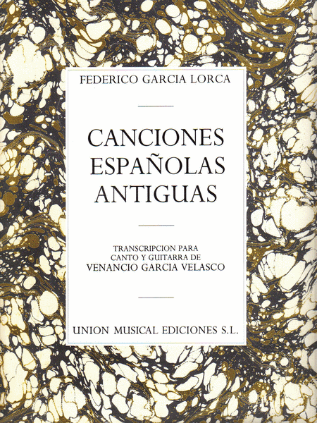 Canciones Espanolas Antiguas