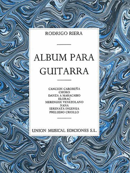 Album Para Guitarra