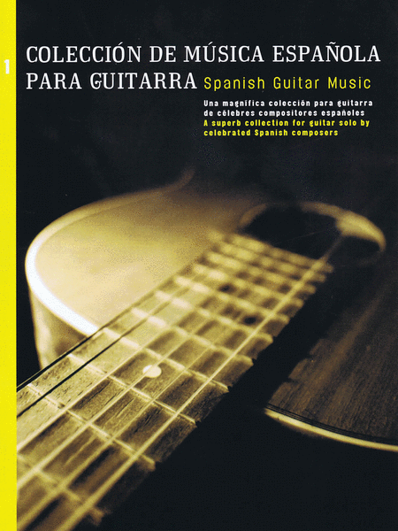 Spanish Music for Guitar