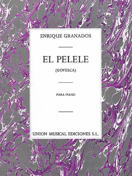 Enrique Granados: El Pelele From Goyesca
