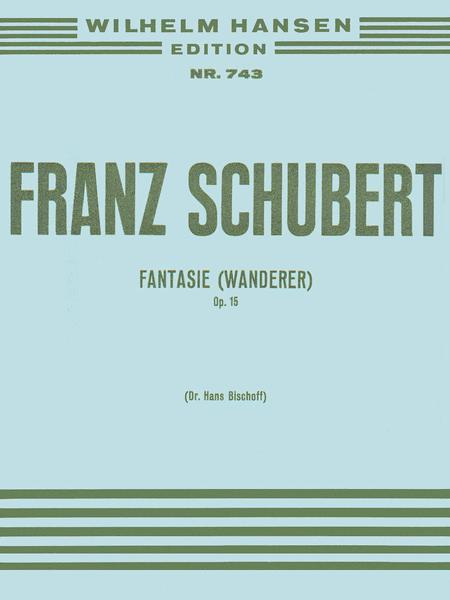 Franz Schubert: Fantasy 'the Wanderer' Op.15
