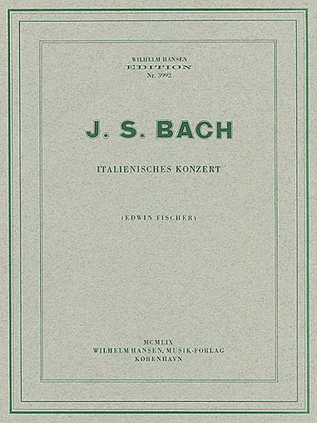 J.S Bach: Italienisches Konzert