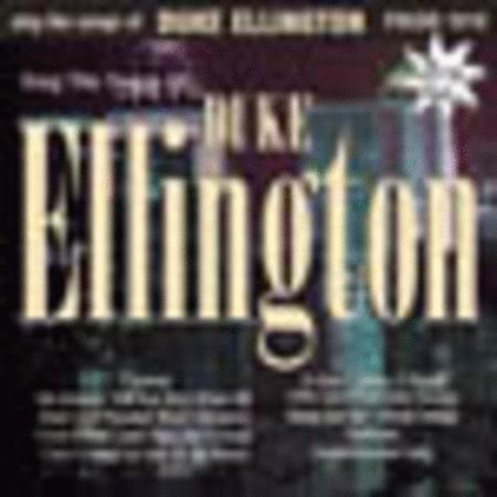 The Songs Of Duke Ellington (Karaoke CD)