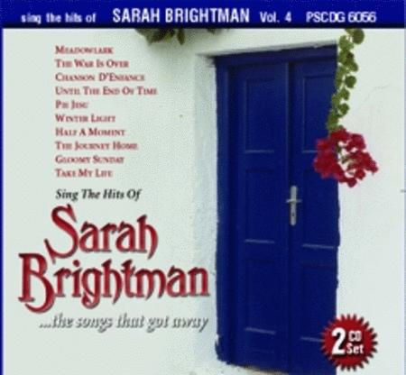 Sarah Brightman, Volume 4 (Karaoke CDG)