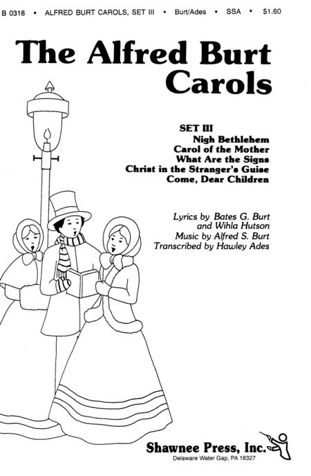 The Alfred Burt Carols - Set 3