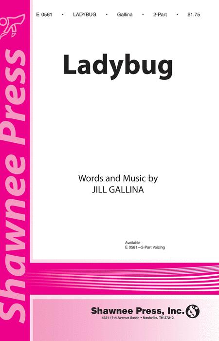 Ladybug 2-part