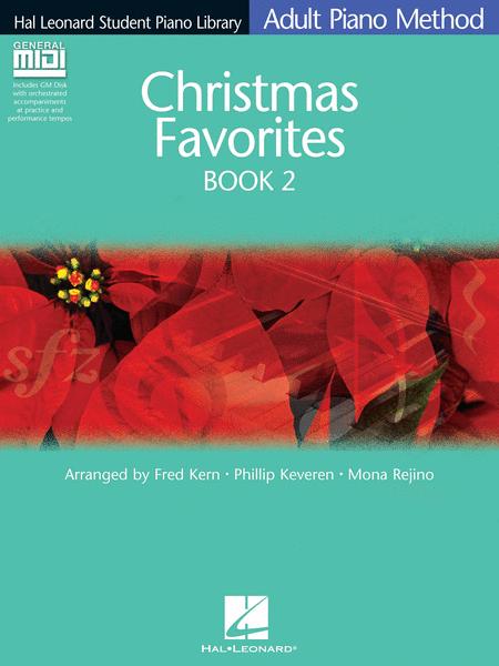 Christmas Favorites Book 2 - Book/GM Disk Pack