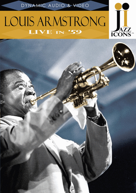 Jazz Icons: Louis Armstrong, Live in '59