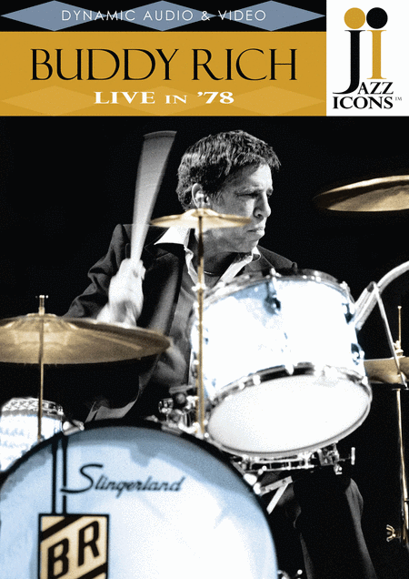 Jazz Icons: Buddy Rich, Live in '78
