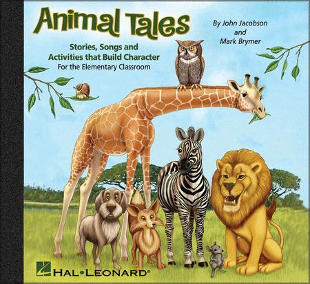 Animal Tales - ShowTrax CD
