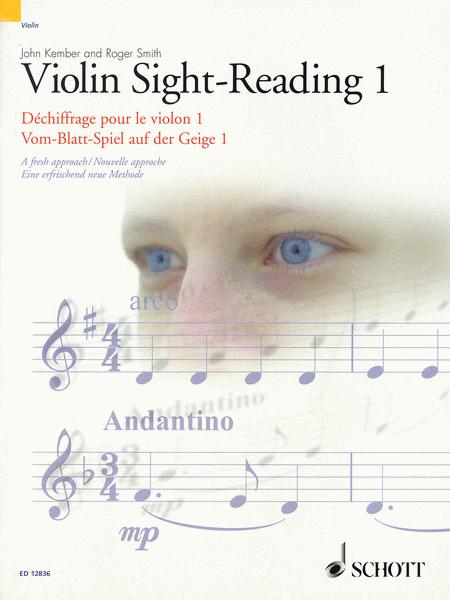 Violin Sight-Reading 1