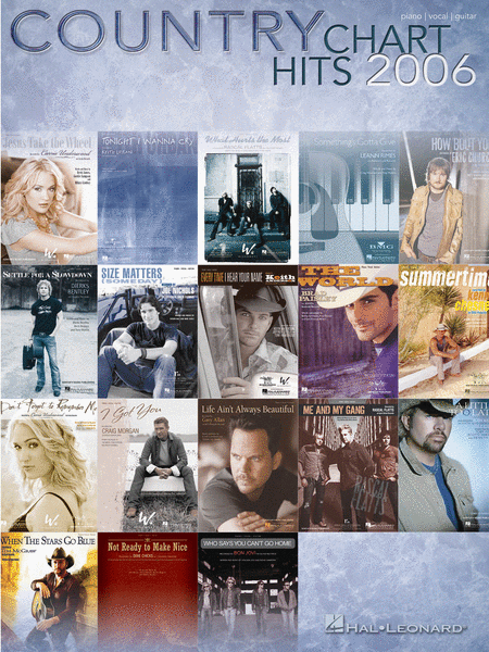 Country Chart Hits 2006