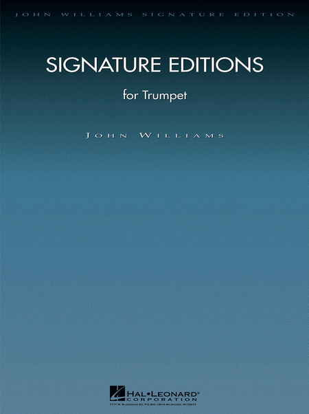 Signature Editions for Trumpet