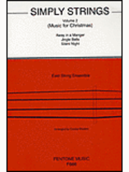 Simply Strings - Volume 2: Music for Christmas