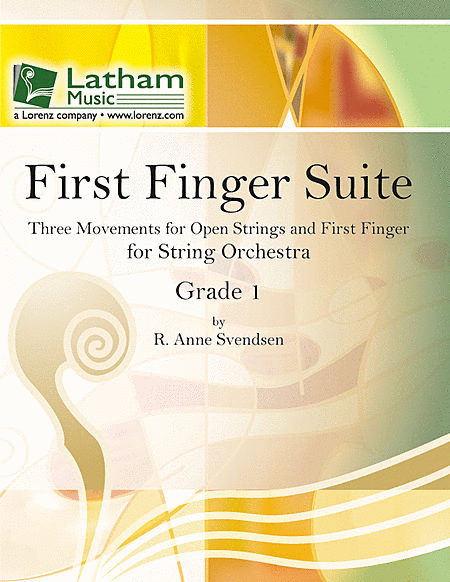 First Finger Suite for String Orchestra