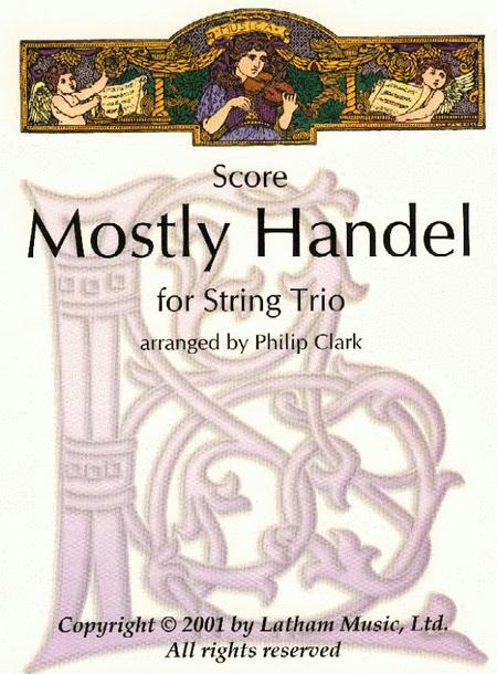 Mostly Handel