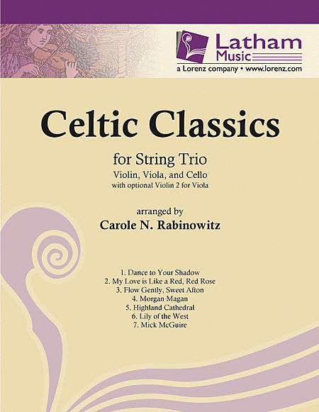 Celtic Classics for String Trio