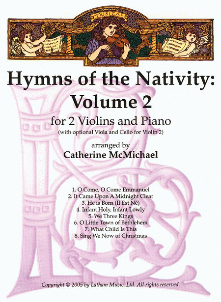 Hymns of the Nativity: Vol. 2