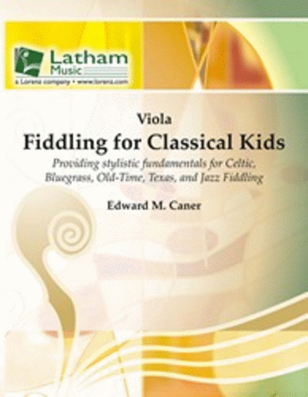 Fiddling for Classical Kids - Viola