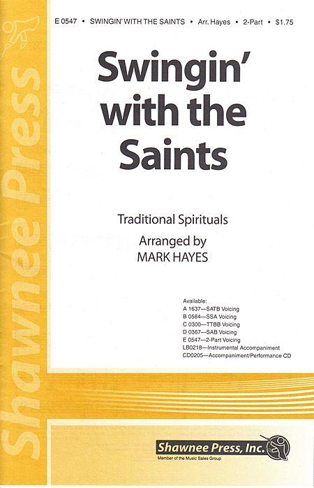 Swingin with the Saints