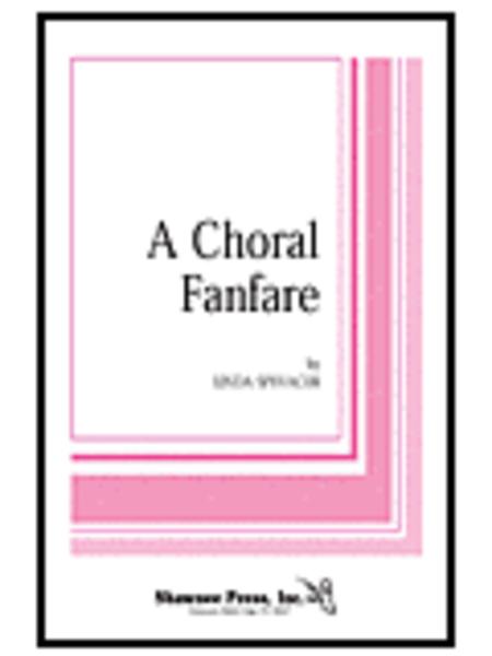 A Choral Fanfare SAB/3-part