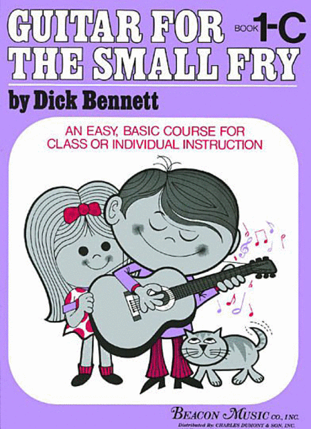Guitar For The Small Fry Book 1C