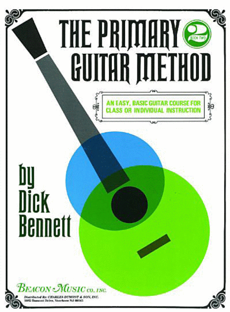 The Primary Guitar Method Book 2