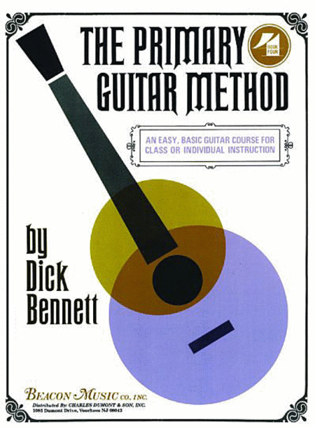 The Primary Guitar Method Book 4
