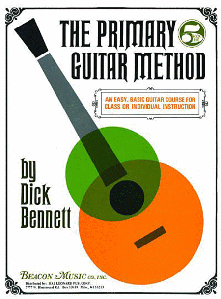 The Primary Guitar Method Book 5