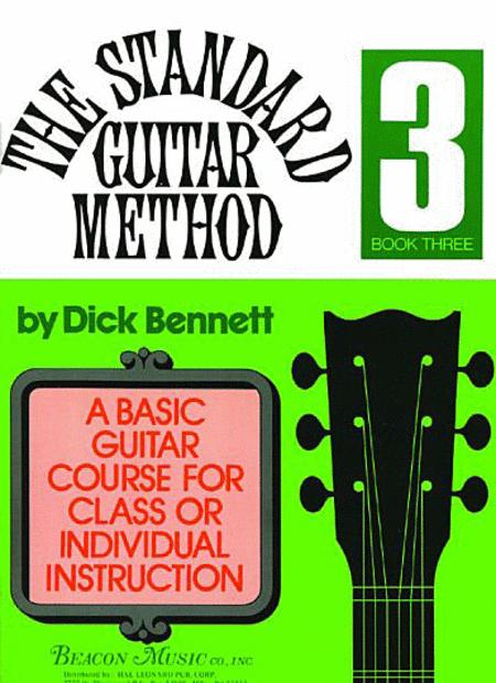 The Standard Guitar Method Book 3