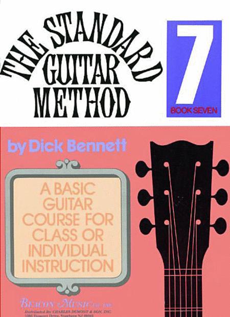The Standard Guitar Method Book 7