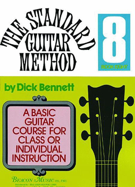 The Standard Guitar Method Book 8
