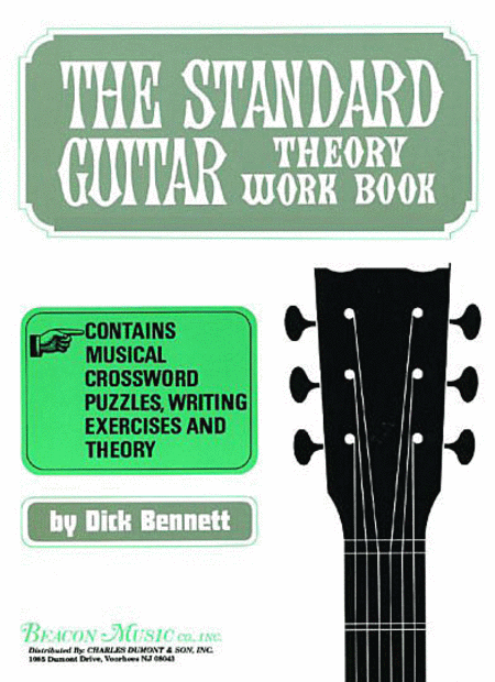 Standard Guitar Theory Workbook