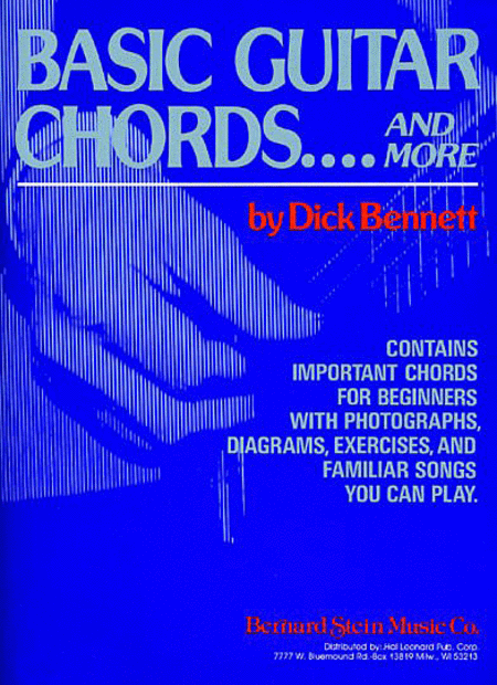 Basic Guitar Chords And More