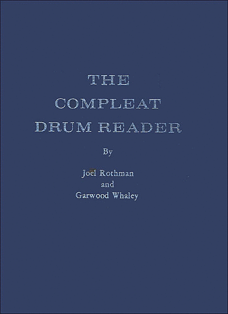 The Compleat Drum Reader (Hard Cover)