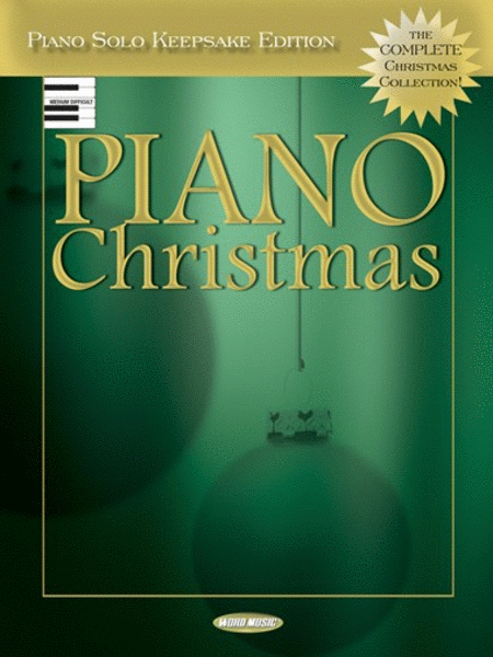 Piano Christmas - Keepsake Edition