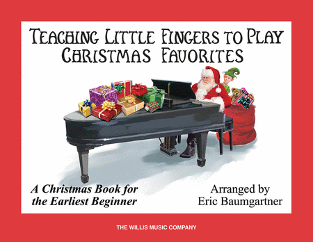 Teaching Little Fingers to Play Christmas Favorites - Book Only