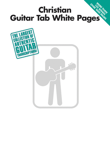Christian Guitar Tab White Pages