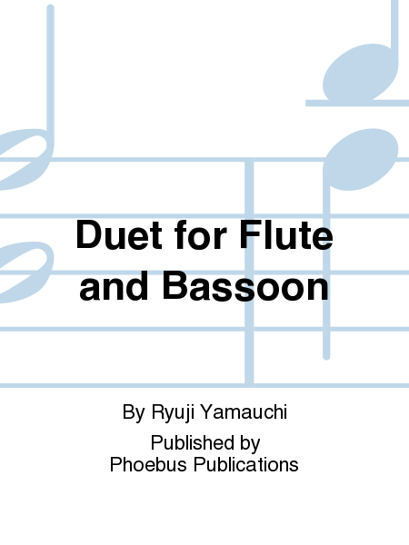 Duet for Flute and Bassoon