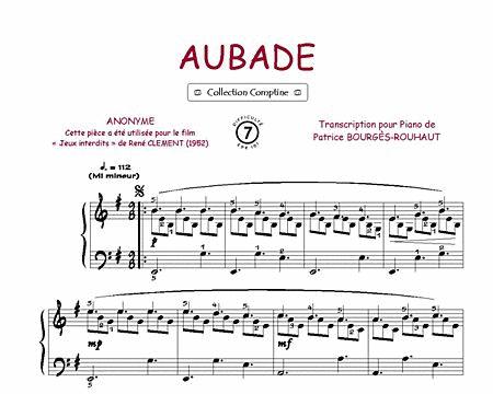 Aubade (Jeux Interdits)