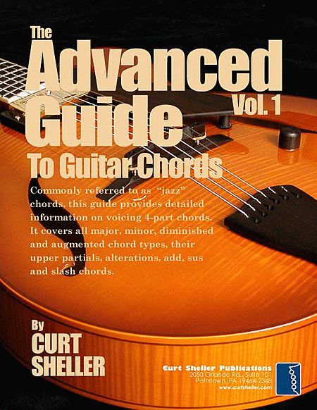 The Advanced Guide to Guitar Chords - Volume 1