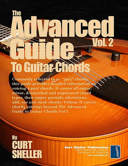 The Advanced Guide to Guitar Chords - Volume 2
