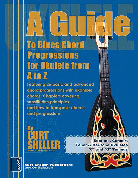 A Guide to Blues Chords Progressions for Ukulele from A to Z