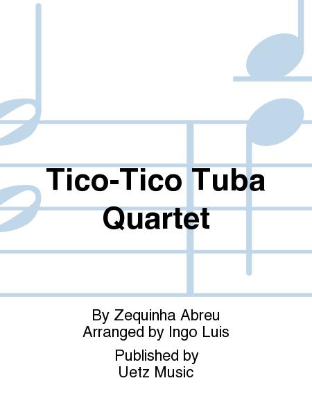 Tico-Tico Tuba Quartet