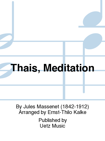 Thais, Meditation