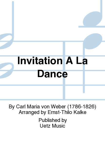 Invitation A La Dance